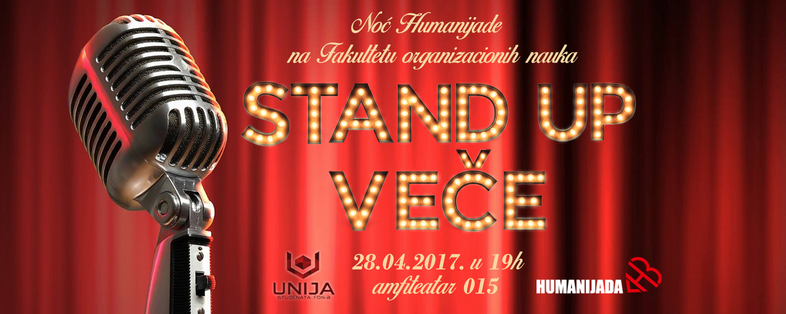 Humanitarno Stand up vece